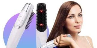 laser-brush